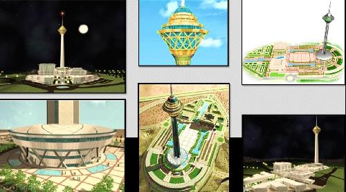 2052195 - تحلیل و بررسی برج میلاد تهران